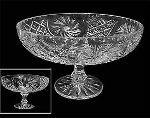 Crystal Bowl A008