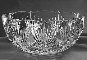 Crystal Bowl A005