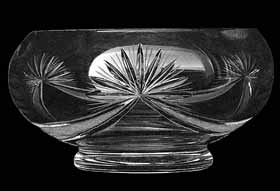 Crystal Bowl S103 (Image)