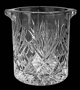Crystal ice bucket B005 (Image)