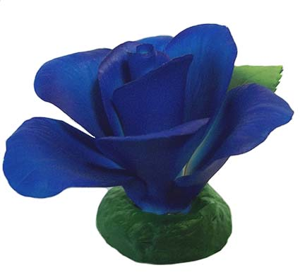Ceramic rose C006  (Image)