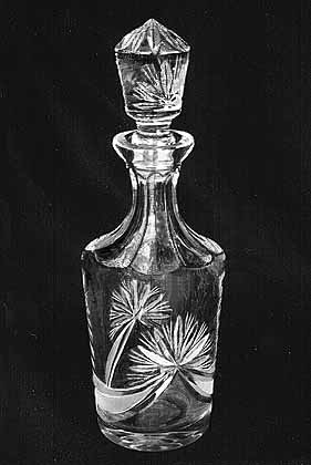 Crystal Decanter S123 (Image)